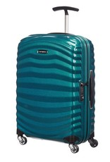 SAMSONITE 802211686 CARRY-ON PETROL BLUE SPINNER