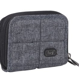 LUGLIFE SPLITS HEATHER GREY RFID