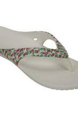 CROCS KADEE GRAPHIC PINK W7
