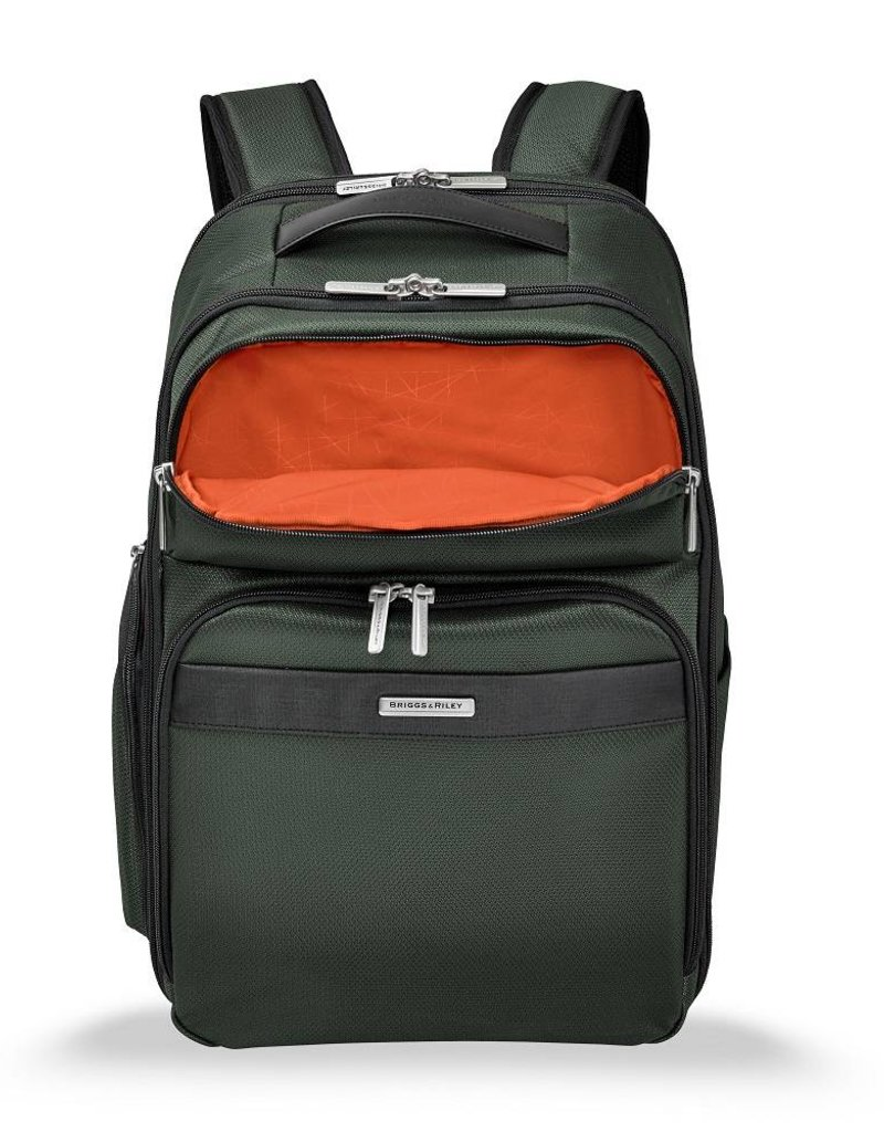 BRIGGS & RILEY TP465- 47 SLATE CARGO BACKPACK