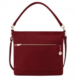TRAVELON Tailored Tote GARNET