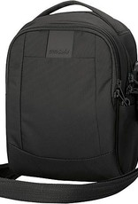 PACSAFE METROSAFE LS100 BLACK CROSSBODY