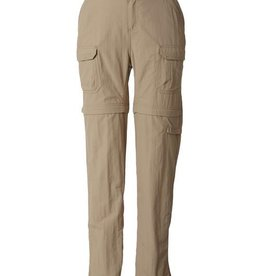 ROYAL ROBBINS CONVERTIBLE PANT KHAKI 10