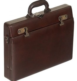 MANCINI LEATHER LEATHER ATTACHE