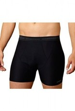 EXOFFICIO 12412172 SMALL CHARCOAL GNG BOXER BRIEF