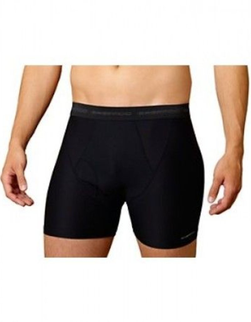 EXOFFICIO 12412172 EXTRA LARGE BLACK GNG BOXER BRIEF