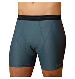 EXOFFICIO MEDIUM CHARCOAL GNG BOXER BRIEF