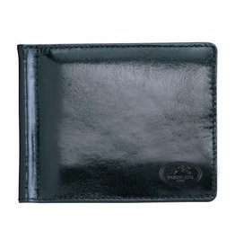 MANCINI LEATHER RFID BLACK LADIES LEATHER WALLET