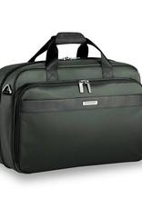 BRIGGS & RILEY TD441- 46 MERLOT CLAMSHELL CABIN BAG