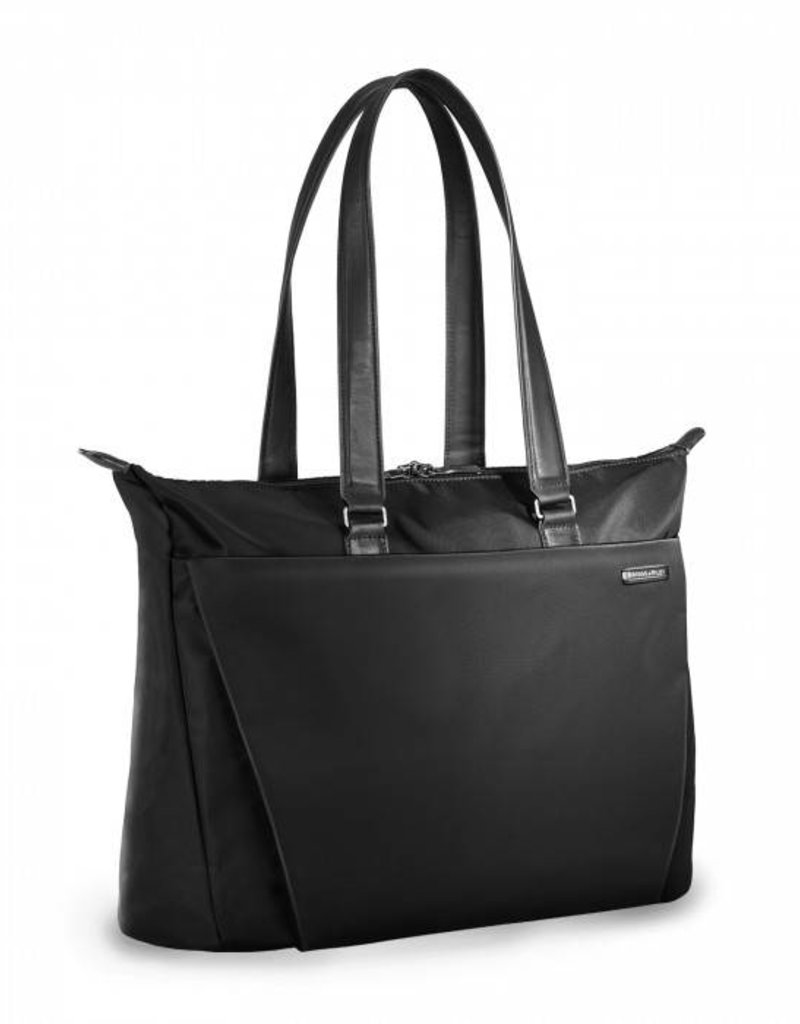 BRIGGS & RILEY S145-4 BLACK SHOPPING TOTE