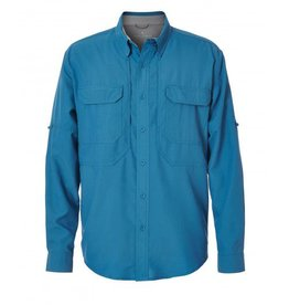 ROYAL ROBBINS Expedition Chill Long Sleeve GLACIER SMALL