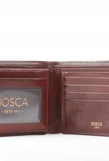 BOSCA 9759 BLACK CONTINENTAL