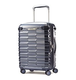 SAMSONITE CHARCOAL SMALL STRYDE