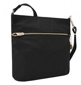 TRAVELON Tailored N/S Slim Bag ONYX