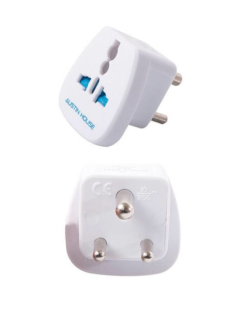 AUSTIN HOUSE Universal Grounded Adapter Plug - Middle East
