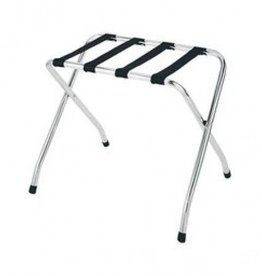 TRUE NORTH HOSPITALITY LUGGAGE RACK METAL