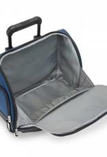 BRIGGS & RILEY BU216-44 BLUE ROLLING CABIN BAG