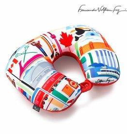 HEYS CANADA TRAVEL PILLOW FVT