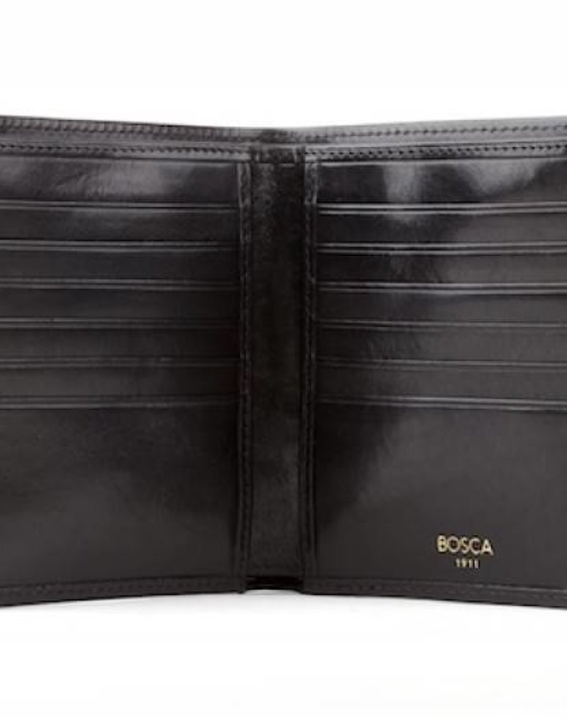 BOSCA 60732 COGNAC 12 POCKET