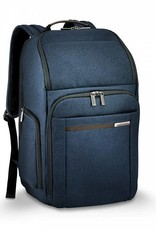 BRIGGS & RILEY ZP180-5 NAVY LARGE BACKPACK