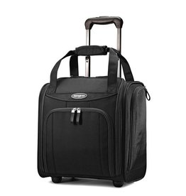 SAMSONITE WHEELED UNDERSEATER SMALL BLACK