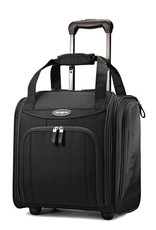 SAMSONITE 55476-1041 WHEELED UNDERSEATER SMALL BLACK
