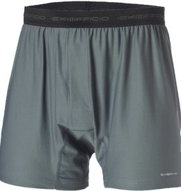 EXOFFICIO MEDIUM CHARCOAL GNG BOXER