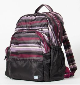 LUGLIFE ECHO PACKABLES PAINTED CRANBERRY