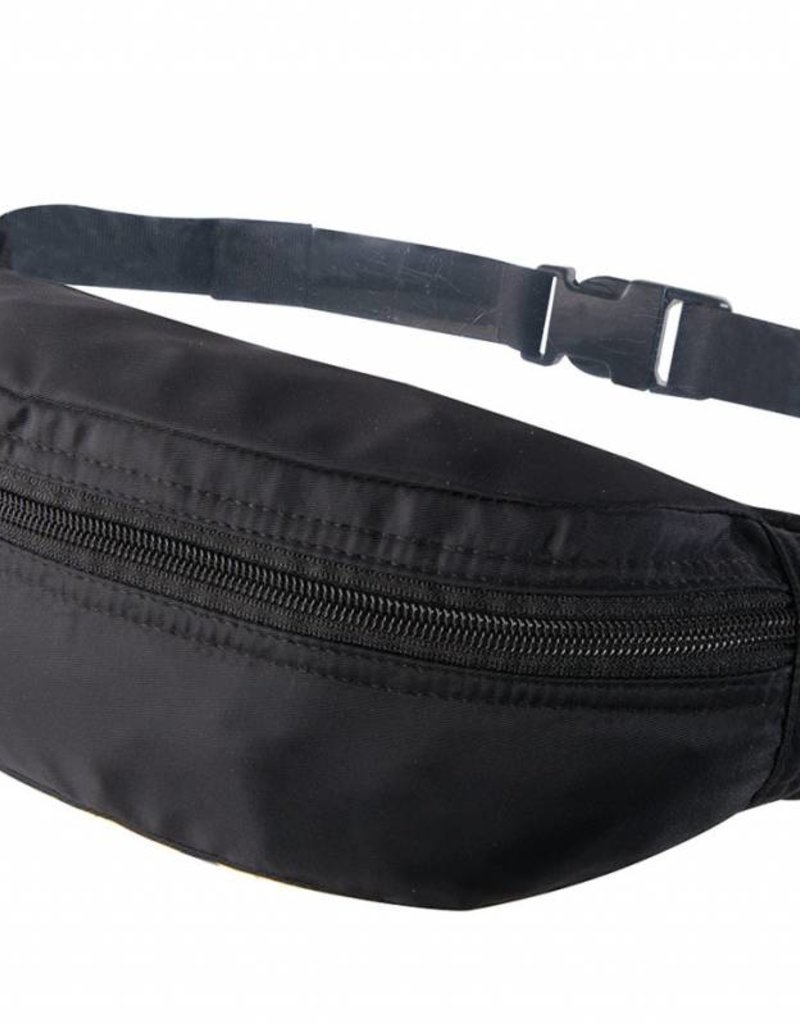 AUSTIN HOUSE AH59WP01 BLACK WAIST BAG