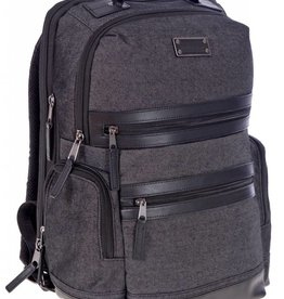 TRAVELWAY A2150 GREY BACKPACK