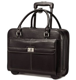 SAMSONITE LADIES MOBILE OFFICE BLACK