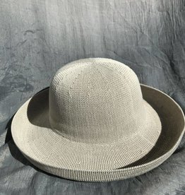 PARKHURST 17200 SAND BISCAYNE BOWLER HAT