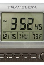 TRAVELON 12654 CLOCK