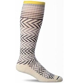 SOCKWELL MEDIUM/LARGE CHEVRON