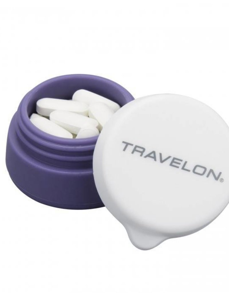 TRAVELON 13252 PURPLE/YELLOW