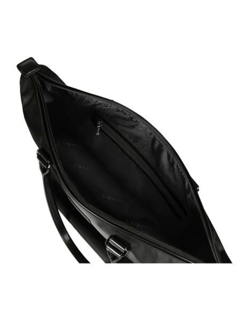 LIPAULT 684591041 BLACK TOTE BAG LARGE