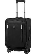 SWISS ARMY 32301901 BLACK SWISS WERKS 5 CARRYON SPINNER