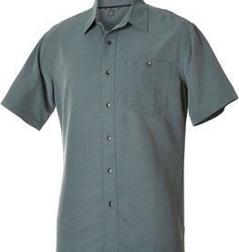 ROYAL ROBBINS GRAYSTONE MEDIUM PUCKER SHORT SLEEVE