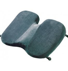 CLEAR IMAGE MEMORY SOFT SEAT CUSHION