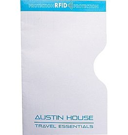 AUSTIN HOUSE PASSPORT SLEEVE