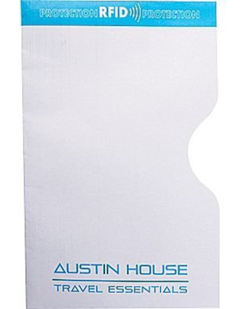 AUSTIN HOUSE AH62PS01 PASSPORT SLEEVE