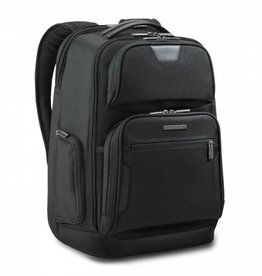 BRIGGS & RILEY BLACK MEDIUM BACKPACK