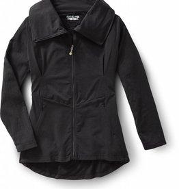 ROYAL ROBBINS Essential Zip-Up LARGE BLACK