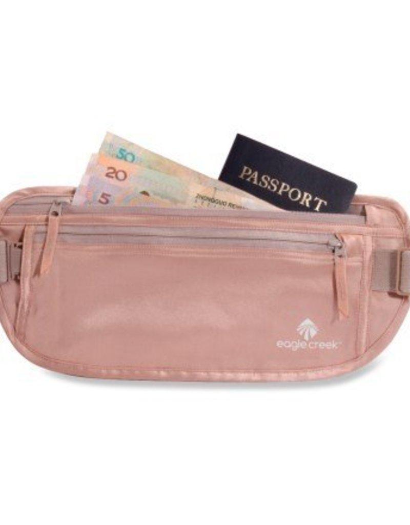 EAGLE CREEK EC041123   081 ROSE SILK MONEYBELT