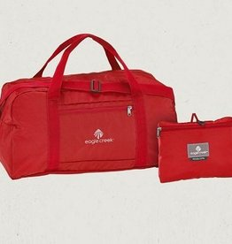 EAGLE CREEK RED DUFFLE BAG