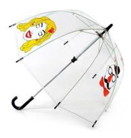 FULTON FUNNY FACES UMBRELLA