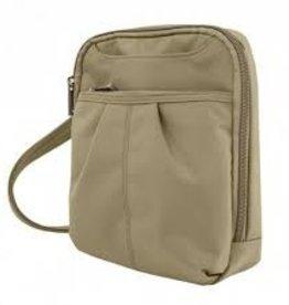 TRAVELON Slim Day Bag KHAKI