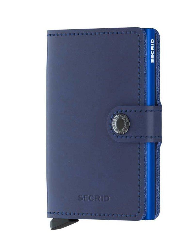 SECRID MINIWALLET NAVY BLUE