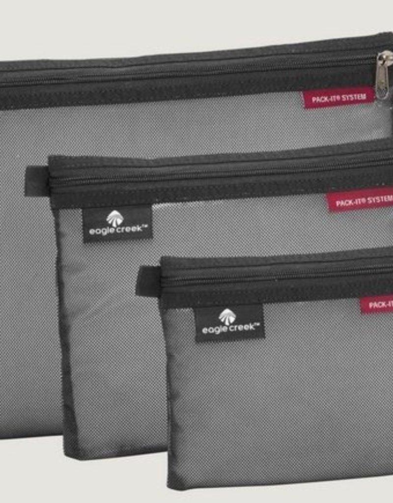 EAGLE CREEK ECO41215 BLACK SAC SET SMALL/MEDIUM/LARGE