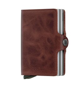 SECRID TWINWALLET BROWN VINTAGE